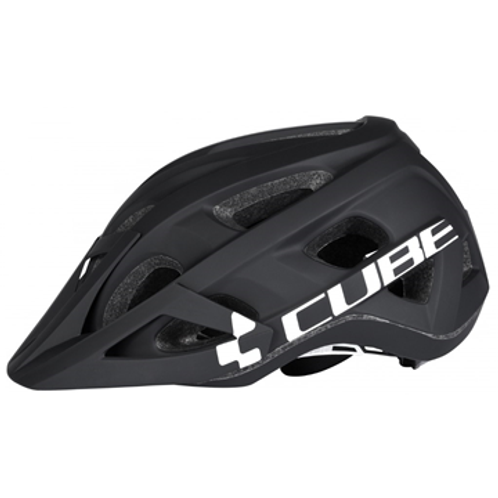 CUBE Casco AM RACE Black & White