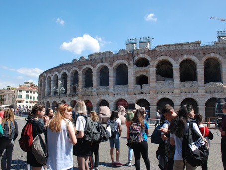 Verona : dernier jour en Italie