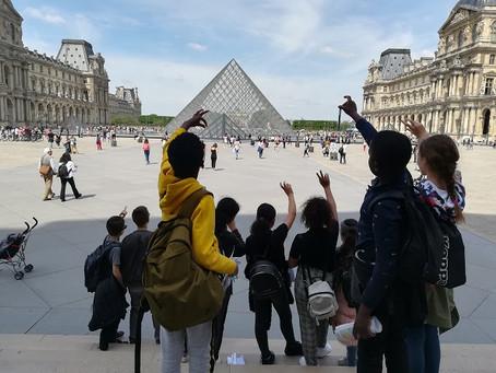 A la découverte de l'art antique du musée du Louvre