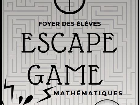 Un Escape Game des Mathématiques