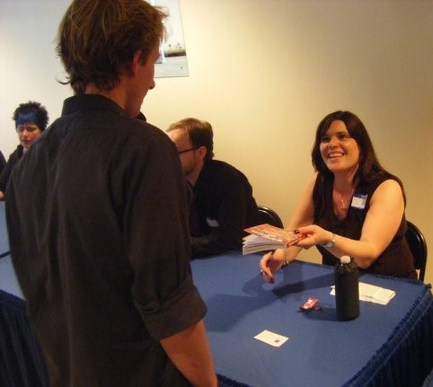Book Signing at the St Pete Pier