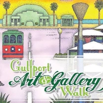 Gulfport Art Walk