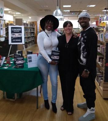 Cate, Kanesha & Chris