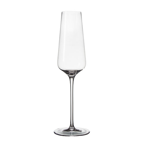 AYZ 19006 9 oz. Hand-made Champagne Flute Glass - 24/Case