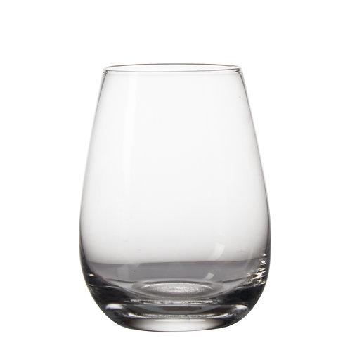 AYZ 20012 10.5 oz. Hand-made Whiskey Glass - 24/Case