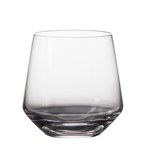 AYZ 20016 10 oz. Hand-made Whiskey Glass - 24/Case