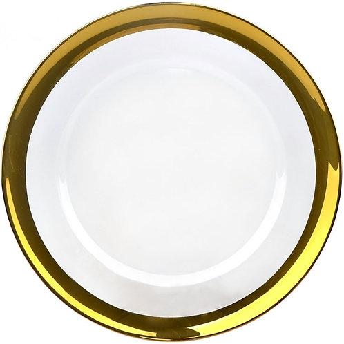 AYZ 24010 13'' Rim Charger Plates
