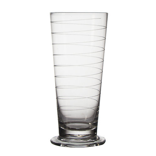 AYZ 21005 Heavy Base 10 oz. Pilsner Glass - 24/Case