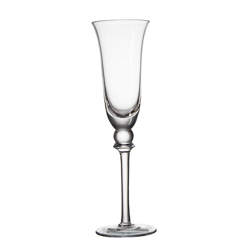 AYZ 19019 8 oz. Hand-made Champagne Glass - 24/Case
