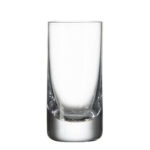 AYZ 20102 1.5 oz. Hand-made Whiskey / Shot Glass - 24/Case