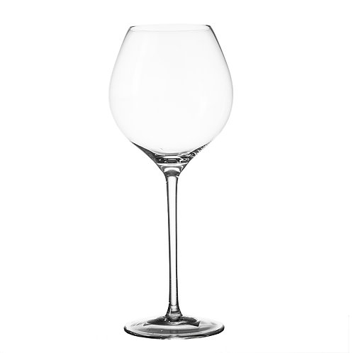 AYZ 17033 14 oz. Hand-made Tall Wine Glass - 24/Case