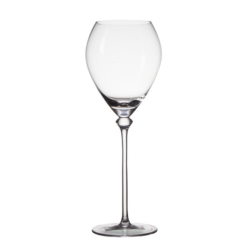 AYZ 17059 11 oz. Hand-made Tall Wine Glass - 24/Case