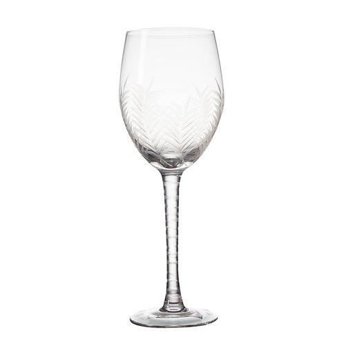 AYZ 17065 16 oz. Hand-made Tall Wine Glass - 24/Case
