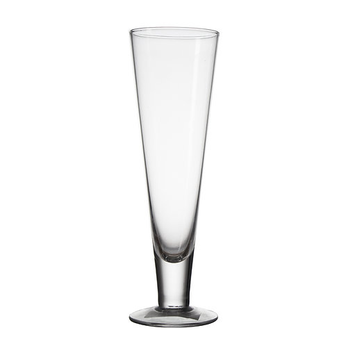 AYZ 21003 Heavy Base 12 oz. Pilsner Glass - 24/Case