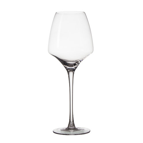 AYZ 17009 13 oz. Hand-made Tall Wine Glass - 24/Case