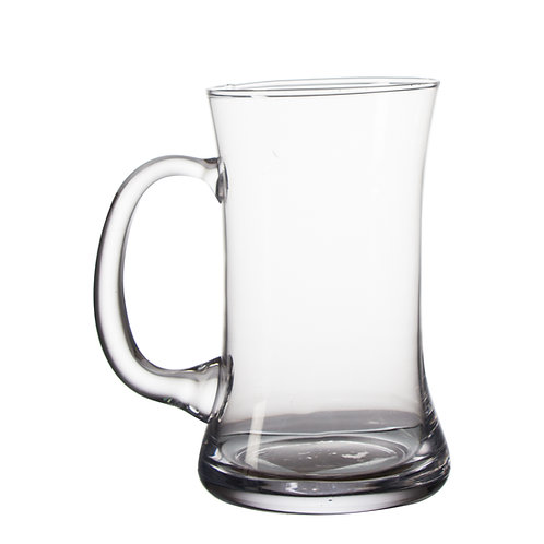 AYZ 21008 16 oz. Hang-made Beer Mug - 24/Case