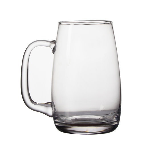 AYZ 21007 18 oz. Classic Hang-made Beer Mug - 24/Case