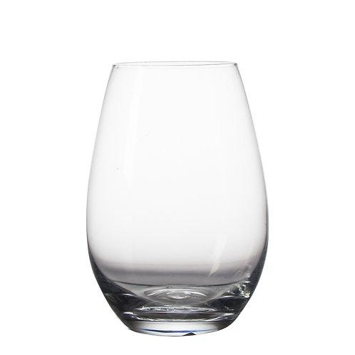 AYZ 20015 11 oz. Hand-made Whiskey Glass - 24/Case
