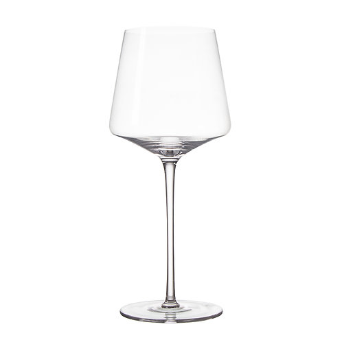 AYZ 17022 18 oz. Hand-made Tall Wine Glass - 24/Case