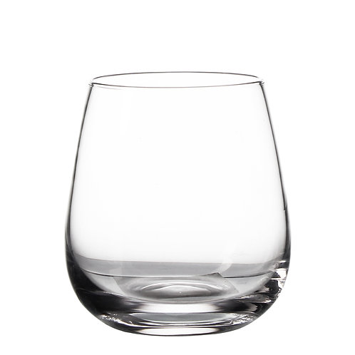 AYZ 20003 10.5 oz. Hand-made Classic Whiskey Glass - 24/Case