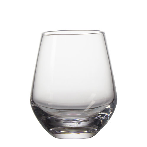 AYZ 20013 10 oz. Hand-made Whiskey Glass - 24/Case