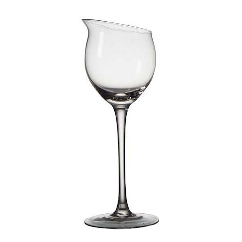 AYZ 17049 11 oz. Hand-made Tall Wine Glass - 24/Case