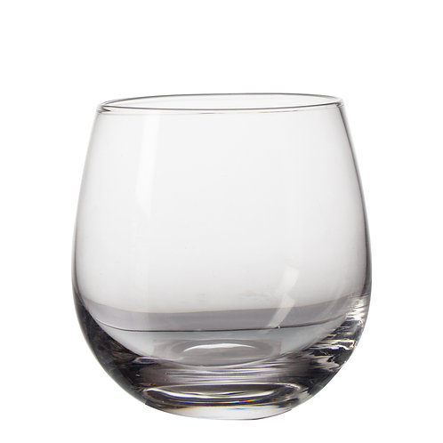 AYZ 20018 10.5 oz. Hand-made Whiskey Glass - 24/Case