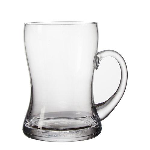 AYZ 21006 18 oz. Hang-made Beer Mug - 24/Case