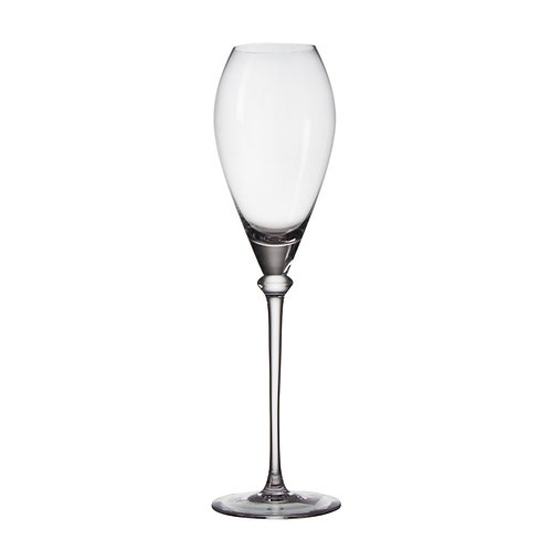 AYZ 19017 8 oz. Hand-made Champagne Glass - 24/Case