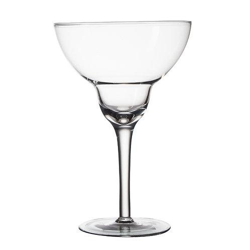 AYZ 18006 12 oz. Hand-made Margarita Glass - 24/Case