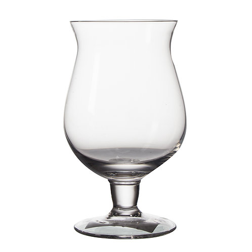 AYZ 23009 Hand-made 15 oz. Hurricane Glass  - 24/Case