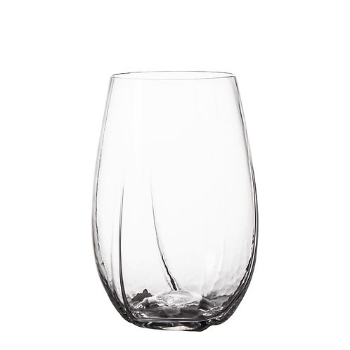 AYZ 20005 11 oz. Hand-made Whiskey Glass - 24/Case