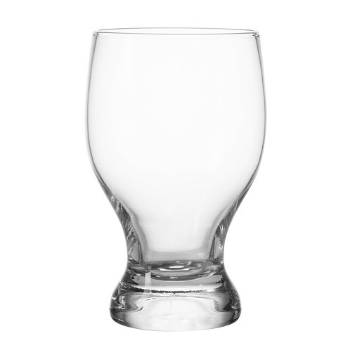 AYZ 21009 Heavy Base 12 oz. Pilsner Glass - 24/Case