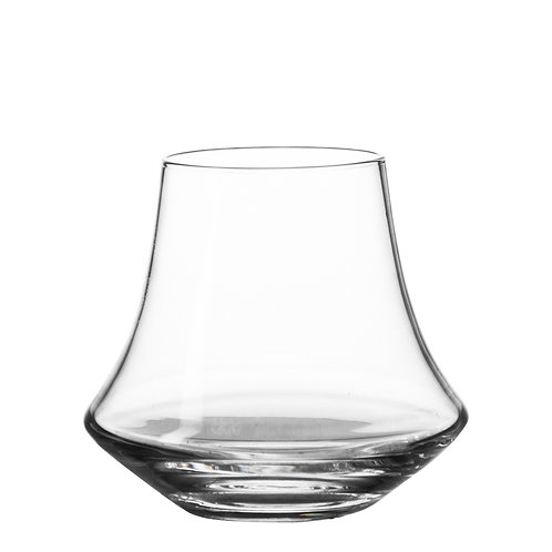 AYZ 20004 10.5 oz. Hand-made Whiskey Glass - 24/Case