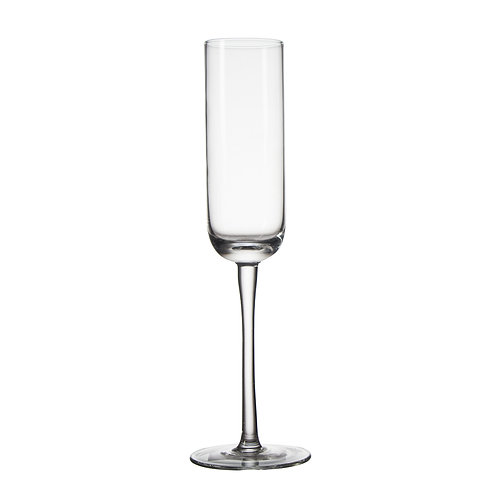 AYZ 19018 8 oz. Hand-made Champagne Glass - 24/Case