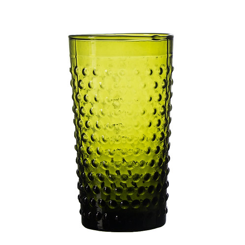AYZ 22001 Heavy Base 12.5 oz. Beverage/Water Glass - 24/Case