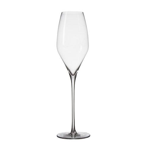 "AYZ 19003 ""Ballet"" 8 oz. Hand-made Champagne Flute Glass - 24/Case"