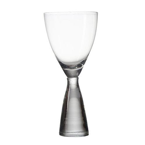 AYZ 17056 11 oz. Hand-made Tall Wine Glass - 24/Case