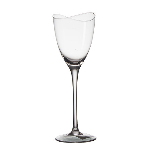 AYZ 17057 11 oz. Hand-made Tall Wine Glass - 24/Case