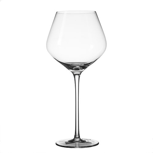 AYZ 17037 16 oz. Hand-made Tall Wine Glass - 24/Case