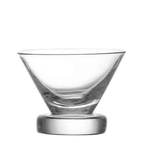 AYZ 20108 1.5 oz. Hand-made Whiskey / Shot Glass - 24/Case