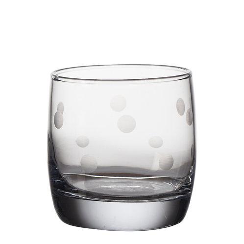 AYZ 20022 9 oz. Hand-made Whiskey Glass - 24/Case