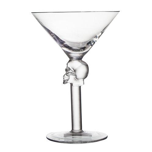 AYZ 18013 9.25 oz. Hand-made Cocktail / Martini Glass - 24/Case
