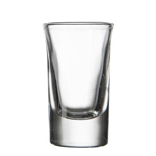 AYZ 20101 1.5 oz. Hand-made Whiskey / Shot Glass - 24/Case