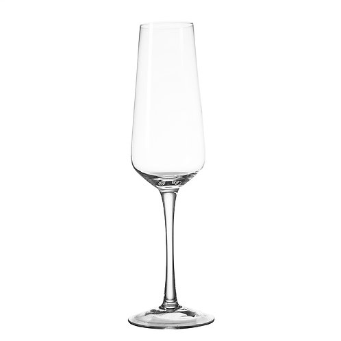 AYZ 19007 9 oz. Hand-made Champagne Flute Glass - 24/Case