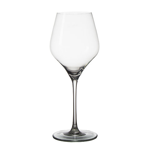 AYZ 17025 18 oz. Hand-made Tall Wine Glass - 24/Case