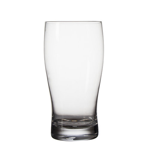 AYZ 21010 Heavy Base 12 oz. Pilsner Glass - 24/Case