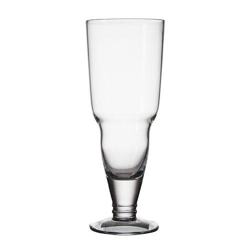 AYZ 21012 Heavy Base 12 oz. Pilsner Glass - 24/Case