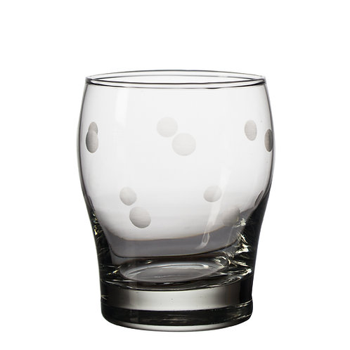 AYZ 20025 10.5 oz. Hand-made Whiskey Glass - 24/Case