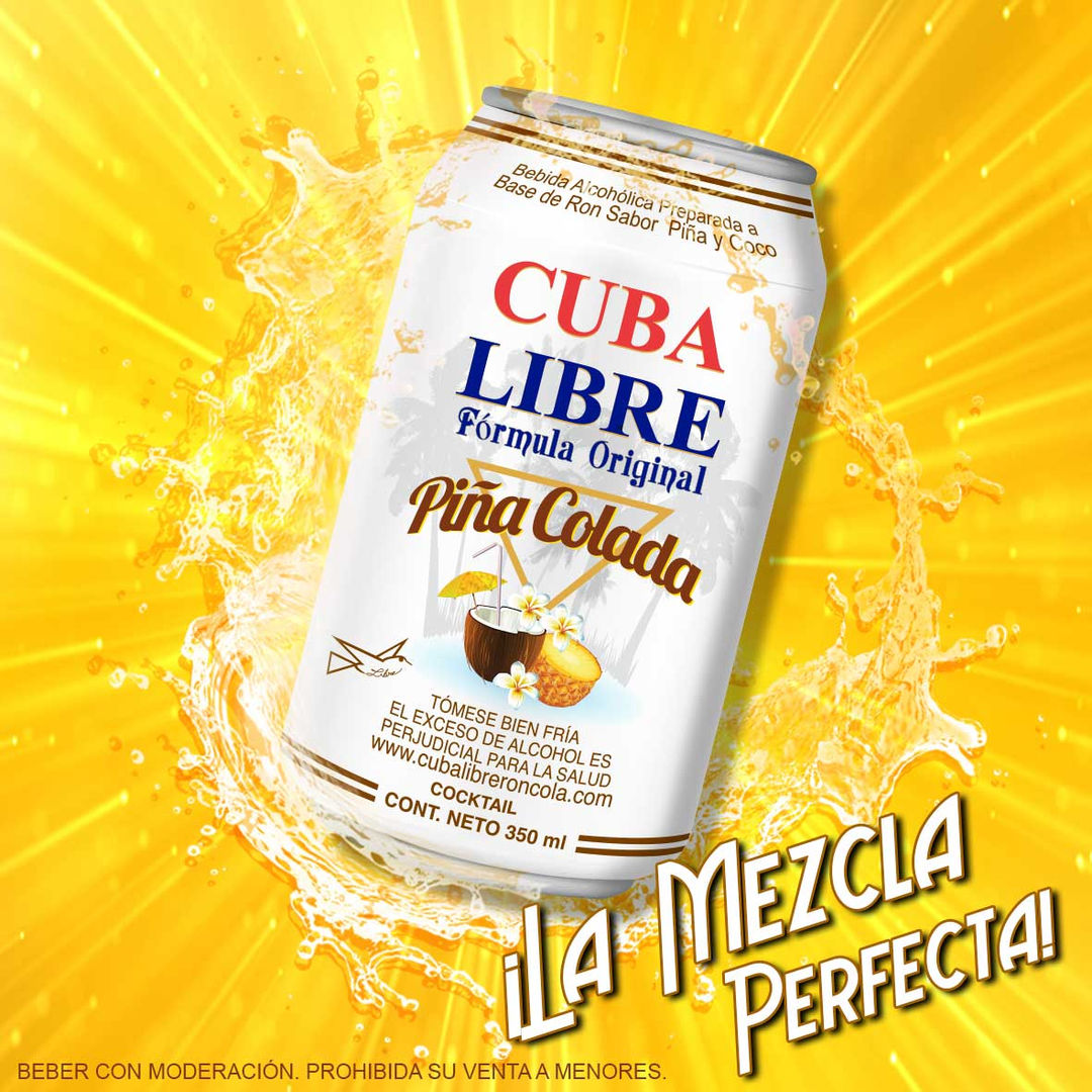 Cuba Libre Piña Colada